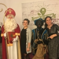Sint & Piet bij Room to Bloom